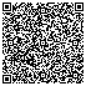 QR-код с контактной информацией организации Томский аэроклуб ДОСААФ