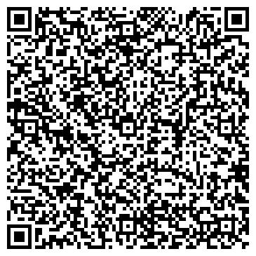 QR-код с контактной информацией организации ООО ЭВР