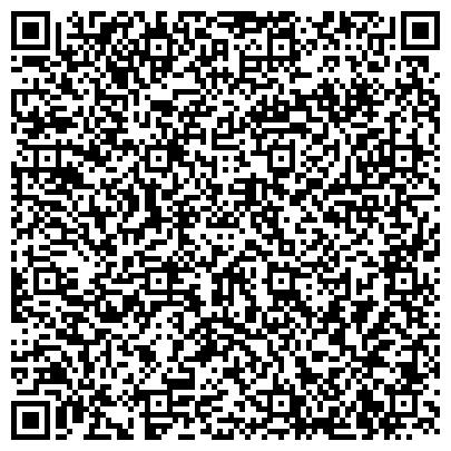 QR-код с контактной информацией организации РГУТиС, Российский государственный университет туризма и сервиса, филиал в г. Смоленске