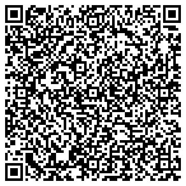 QR-код с контактной информацией организации Вишневый сад