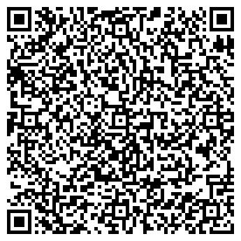 QR-код с контактной информацией организации КОМАНДОР 2000