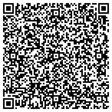 QR-код с контактной информацией организации Ваше небо