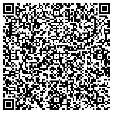 QR-код с контактной информацией организации Колибри-тур