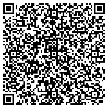 QR-код с контактной информацией организации Пять Пальцев
