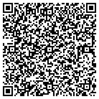 QR-код с контактной информацией организации Service-V