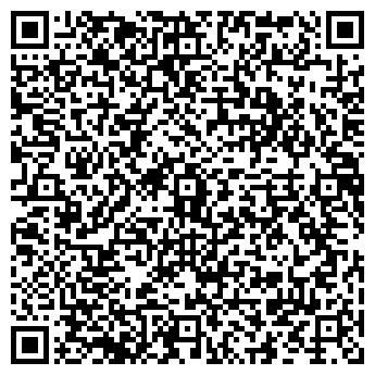 QR-код с контактной информацией организации КОПТЕВСКИЕ БАНИ