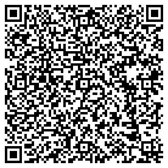 QR-код с контактной информацией организации Удачный хозяин