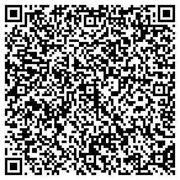QR-код с контактной информацией организации Коралл, продовольственный магазин