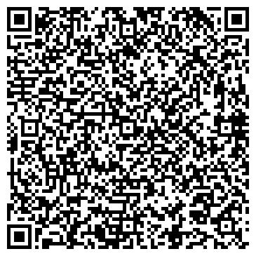 QR-код с контактной информацией организации Шестое чувство