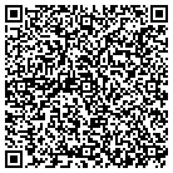 QR-код с контактной информацией организации ДЕТСКИЙ САД № 525