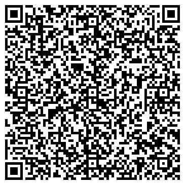 QR-код с контактной информацией организации МОДНЫЙ ГОРОД