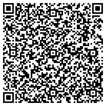 QR-код с контактной информацией организации Территориальный пункт пос. Развилка