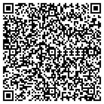 QR-код с контактной информацией организации КОММУНАР, НПО, ГП