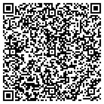 QR-код с контактной информацией организации Детская библиотека №63