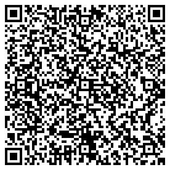QR-код с контактной информацией организации Библиотека №180