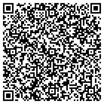 QR-код с контактной информацией организации Библиотека №198