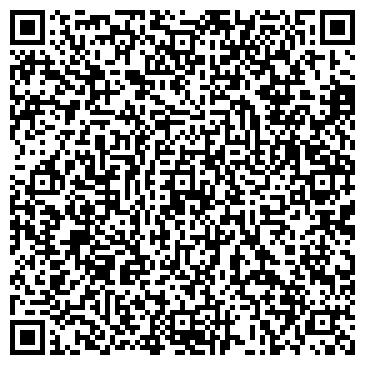 QR-код с контактной информацией организации ОАО ТЕПЛИЦКАЯ РАЙОННАЯ ТИПОГРАФИЯ
