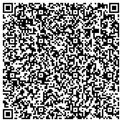 """QR-код с контактной информацией организации """"Новолялинская школа, реализующая адатированные основные общеобразовательные программы"""""""