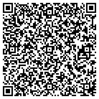 QR-код с контактной информацией организации Сибирский мех