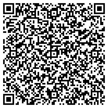QR-код с контактной информацией организации Голден Вингс