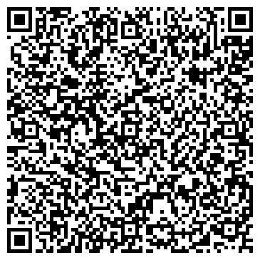 QR-код с контактной информацией организации М+