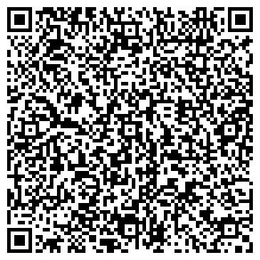 """QR-код с контактной информацией организации Парикмахерская """"Кудряшка"""""""