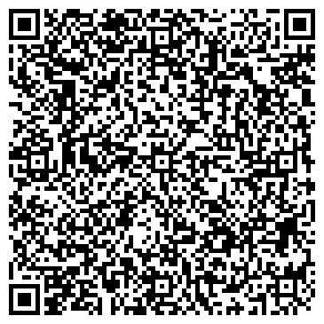 QR-код с контактной информацией организации Филиал РГСУ в г. Ош
