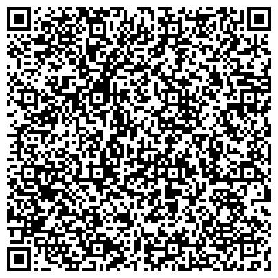 QR-код с контактной информацией организации ООО Салона красоты РЕД  Территория красоты