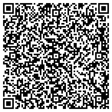 QR-код с контактной информацией организации Fleur-de-lis