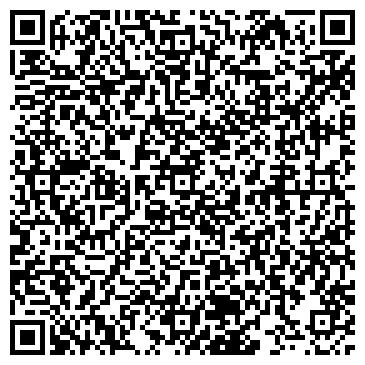 QR-код с контактной информацией организации Языковой центр HELLO