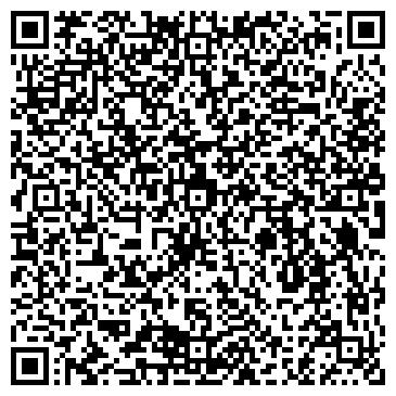 QR-код с контактной информацией организации Киоск по продаже молочных продуктов, район Арбат