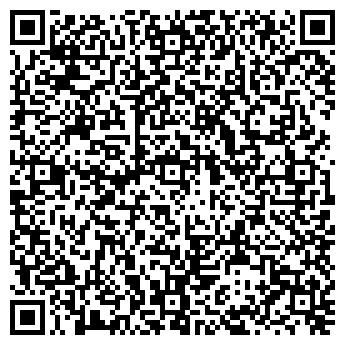 QR-код с контактной информацией организации Луидор-Сервис