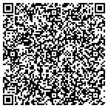 QR-код с контактной информацией организации Черная Кошка