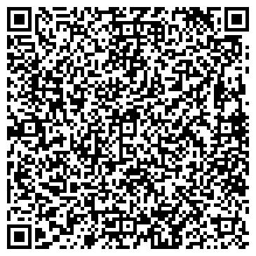 QR-код с контактной информацией организации ООО Меховое ателье EVA
