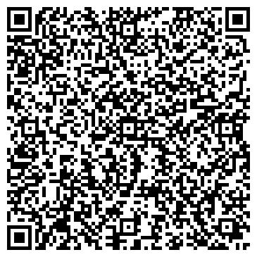 QR-код с контактной информацией организации ООО Калина-окна