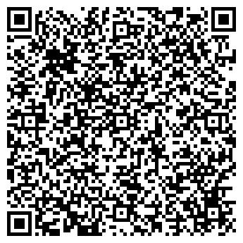 QR-код с контактной информацией организации ООО Кристал