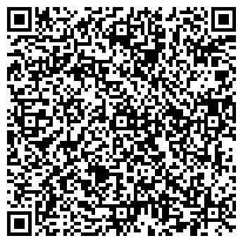 QR-код с контактной информацией организации ИП Фристайл