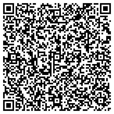 QR-код с контактной информацией организации ЗАО «UBS Transit»