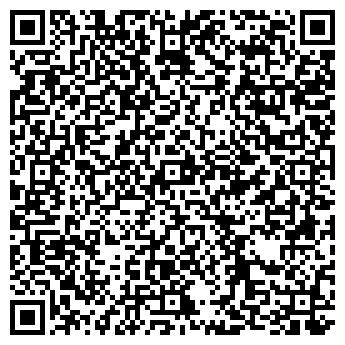 QR-код с контактной информацией организации ООО *Геоландшафт*