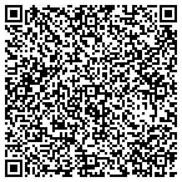 QR-код с контактной информацией организации ООО ATLAS GLOBAL