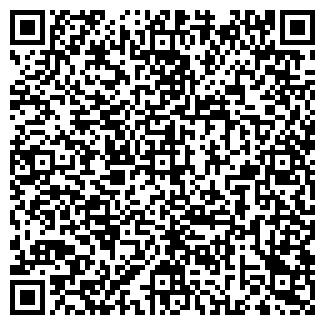 QR-код с контактной информацией организации ООО Мустанг