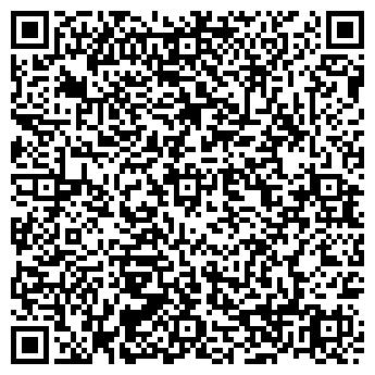 QR-код с контактной информацией организации ЧП Канцтовары