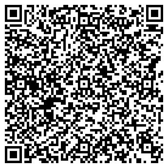 QR-код с контактной информацией организации ООО МОЕ АГЕНТСТВО