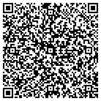QR-код с контактной информацией организации CORAL PROMOTION
