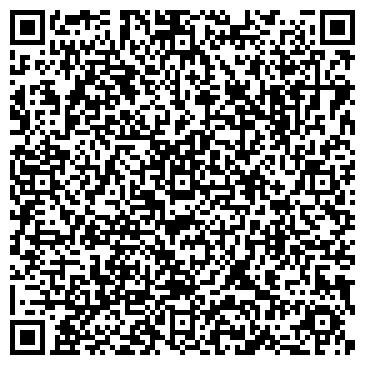 QR-код с контактной информацией организации ООО Истоки Домбая
