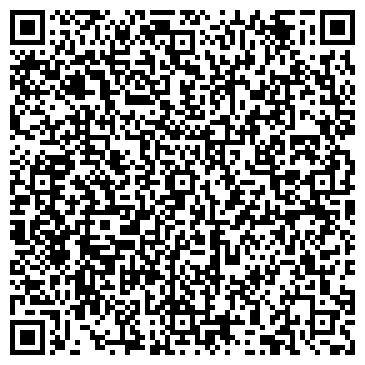 QR-код с контактной информацией организации УП Адельвейс, УП