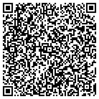 QR-код с контактной информацией организации Частное предприятие Design Studio «Coolman»