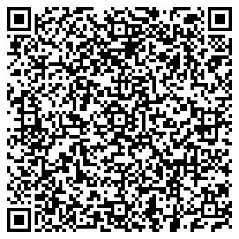 QR-код с контактной информацией организации Талантливая планета