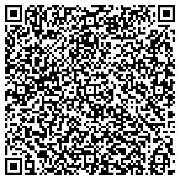 """QR-код с контактной информацией организации Студия вебдизайна """"Design by Stella"""""""