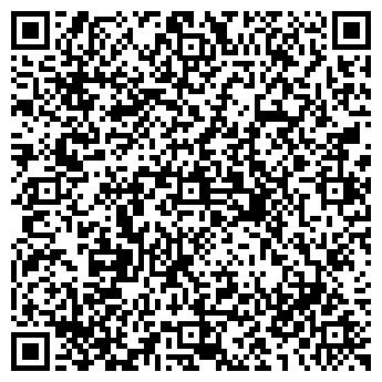 QR-код с контактной информацией организации Клиника Семейная